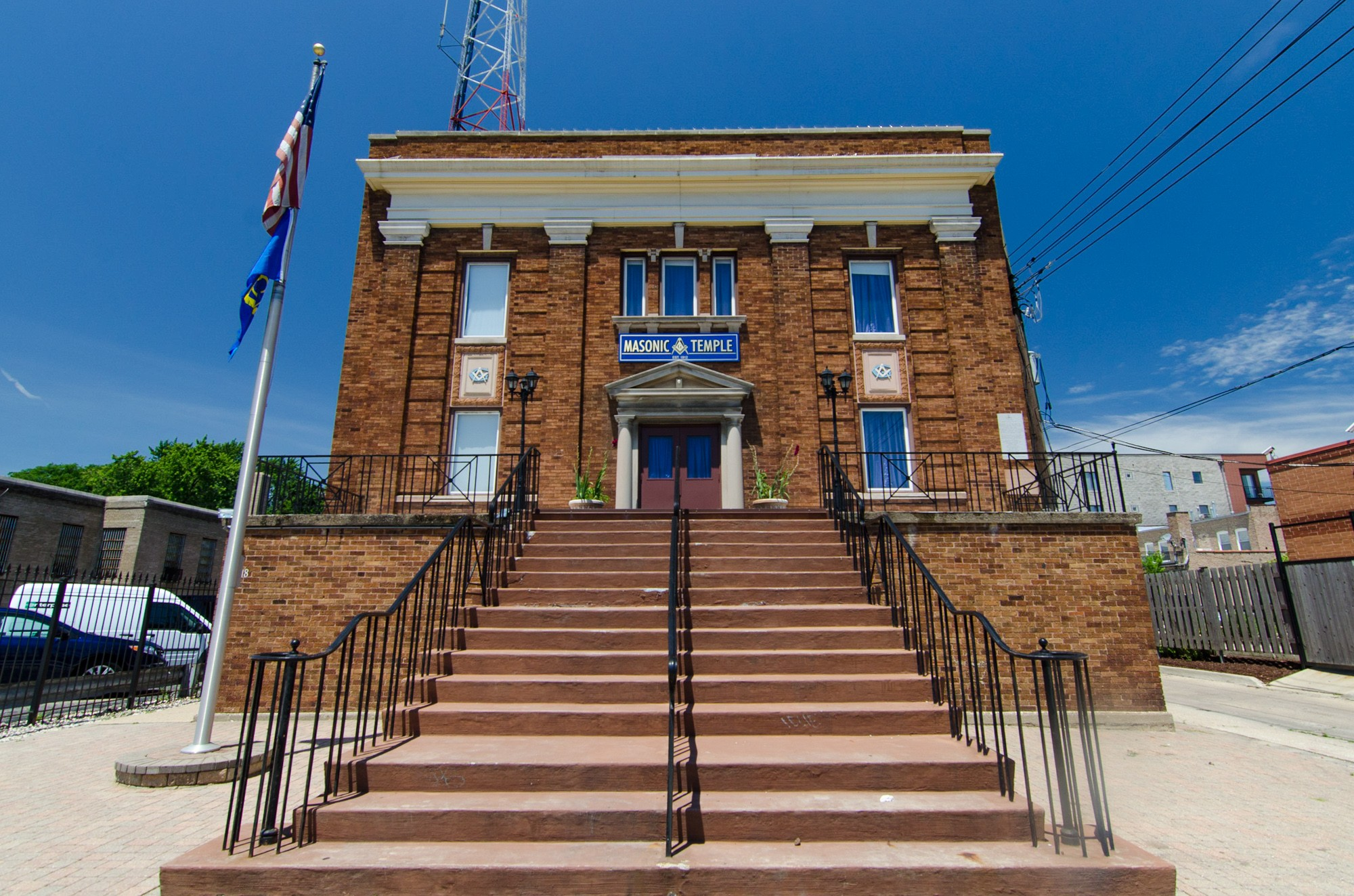 Jefferson Masonic Temple